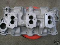 Fenton Tri Power Intake - Chevy Message Forum - Restoration