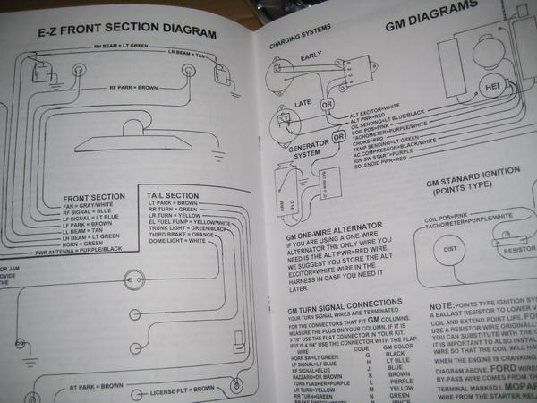 what's the best wiring harness? chevy message forum free ez wiring instructions Ez Wiring Schematic #10