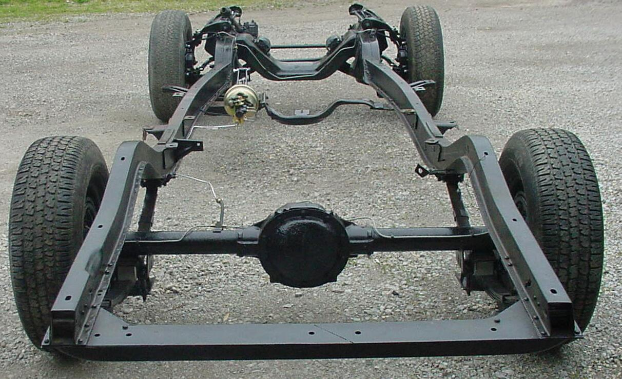1950 Chevy Chassis Swap 1949 Truck Frame Printing A Post New Guy Here With Questions Message Forum 1212x739
