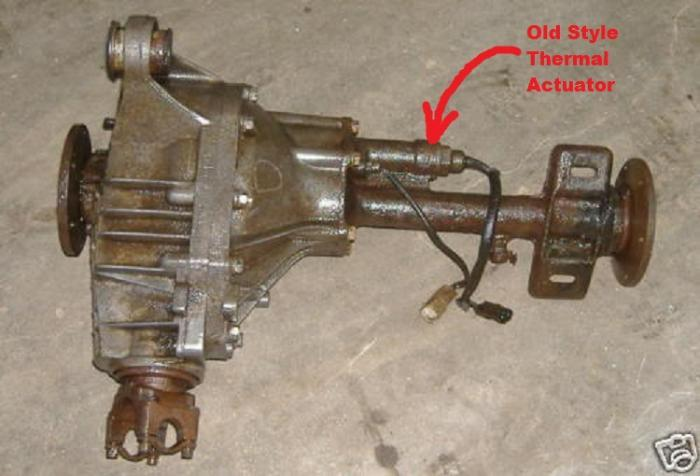 94 Chevy 1500 4x4 Actuator 89 k1500 transfer case Chevy Message