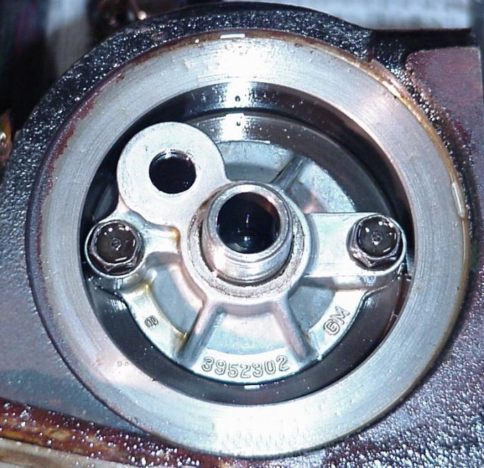 Mr Gasket 1270 Oil Filter Conversion Kit