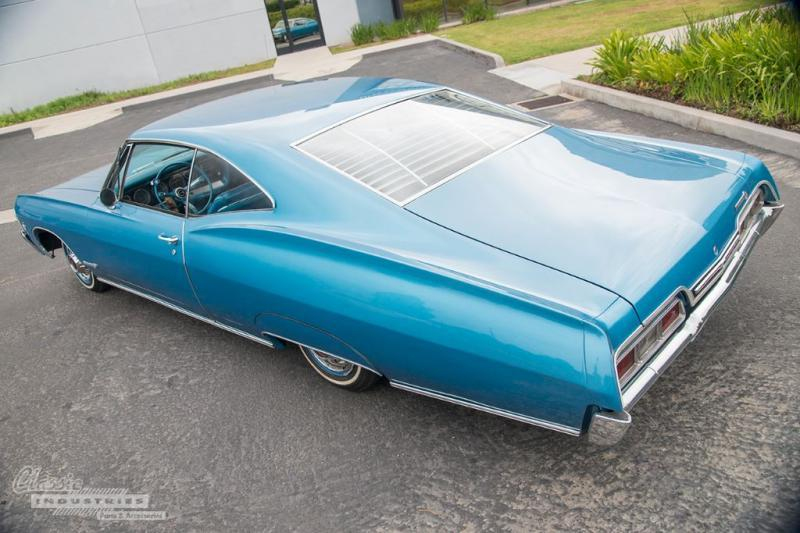 1967 Impala SS - Cool Blue Cruiser - Chevy Message Forum
