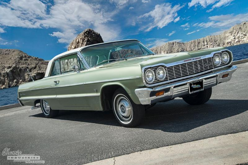 1964 Impala Restoration - Persistence Pays Off - Chevy