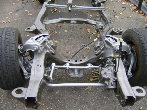 S 10 frame under our cars? - Chevy Message Forum - Restoration and